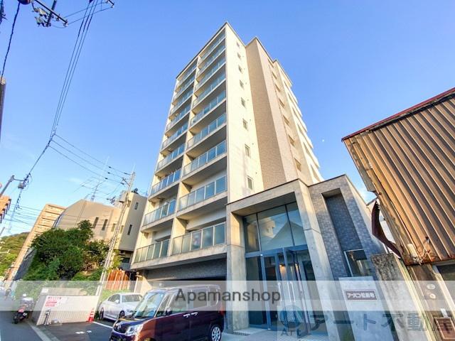 愛媛県松山市、古町駅徒歩4分の築9年 10階建の賃貸マンション