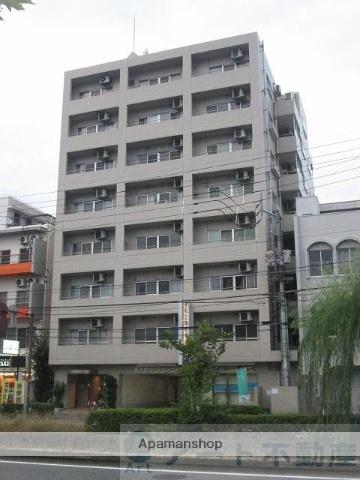 愛媛県松山市、松山市駅徒歩4分の築26年 8階建の賃貸マンション