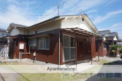 愛媛県松山市、余戸駅徒歩14分の築44年 1階建の賃貸一戸建て