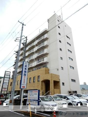 愛媛県松山市、土橋駅徒歩2分の築34年 7階建の賃貸マンション