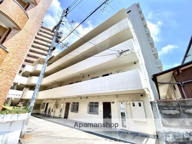 愛媛県松山市、松山駅徒歩11分の築29年 4階建の賃貸マンション