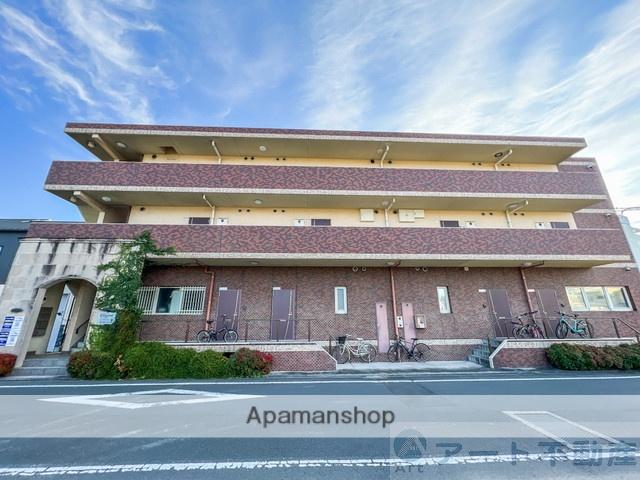 愛媛県松山市、梅本駅徒歩5分の築12年 3階建の賃貸マンション
