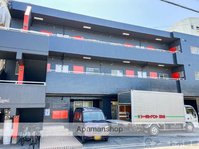 愛媛県松山市の築47年 3階建の賃貸マンション