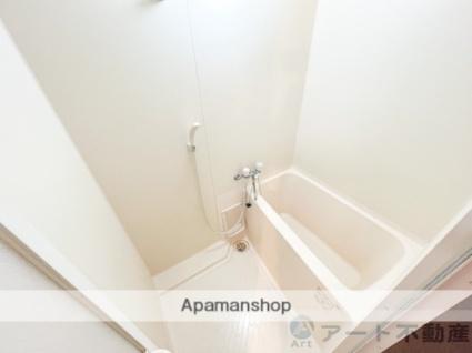 ブルーミングローズ[1K/26.77m2]のトイレ