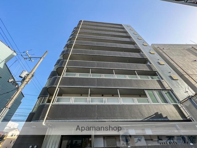 愛媛県松山市、石手川公園駅徒歩7分の築13年 10階建の賃貸マンション
