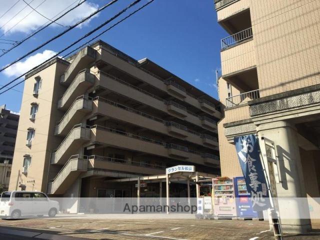 愛媛県松山市、高砂町駅徒歩9分の築27年 6階建の賃貸マンション
