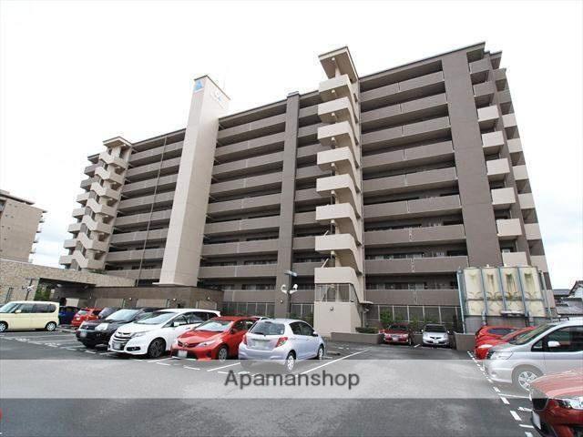愛媛県松山市、古町駅徒歩15分の築10年 10階建の賃貸マンション