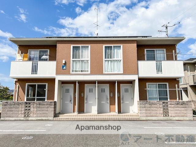 愛媛県伊予郡松前町、古泉駅徒歩19分の築9年 2階建の賃貸アパート
