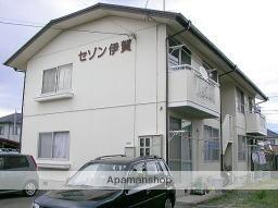 愛媛県松山市、余戸駅徒歩13分の築34年 2階建の賃貸アパート