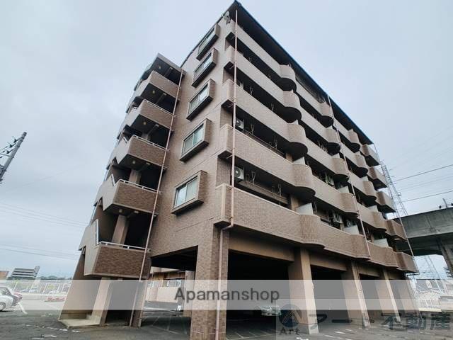 愛媛県松山市、衣山駅徒歩8分の築15年 6階建の賃貸マンション