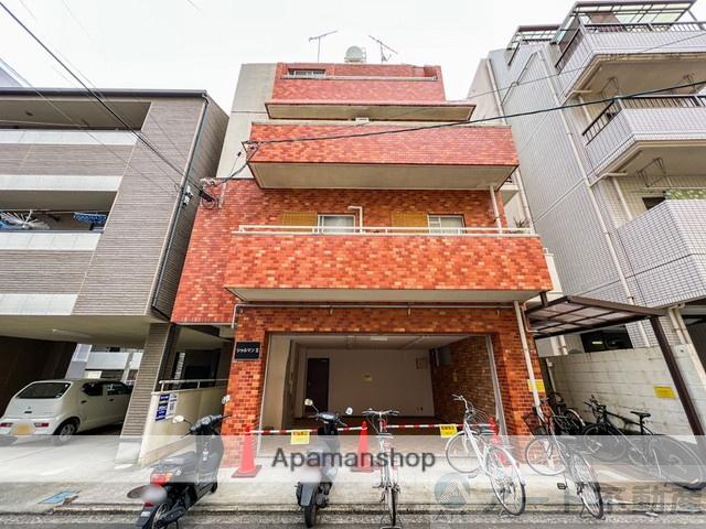 愛媛県松山市、鉄砲町駅徒歩5分の築35年 6階建の賃貸マンション