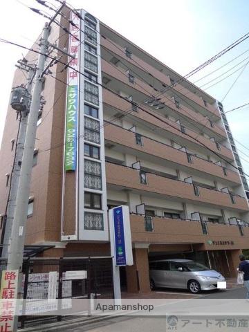 愛媛県松山市、衣山駅徒歩8分の築5年 7階建の賃貸マンション