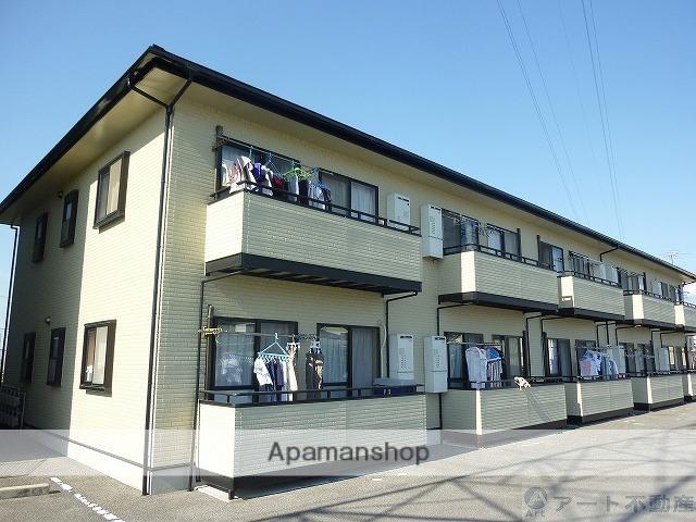 愛媛県伊予市、鳥ノ木駅徒歩4分の築13年 2階建の賃貸アパート