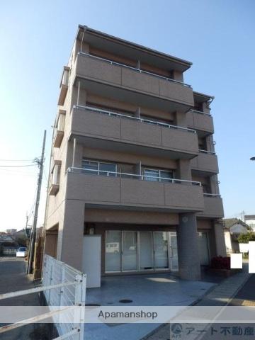 愛媛県松山市、土橋駅徒歩11分の築29年 4階建の賃貸マンション