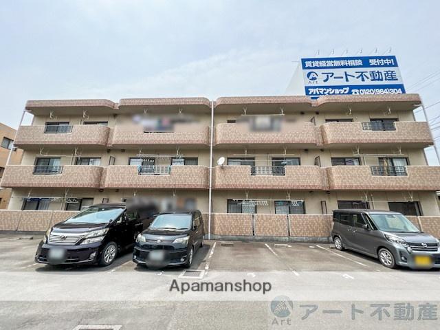 愛媛県伊予郡砥部町の築14年 3階建の賃貸マンション