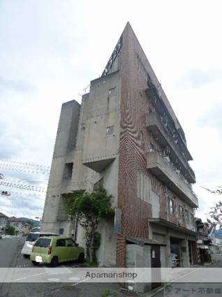 愛媛県松山市、平井駅徒歩6分の築29年 4階建の賃貸マンション