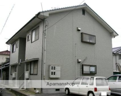 愛媛県伊予郡松前町、松前駅徒歩7分の築19年 2階建の賃貸テラスハウス