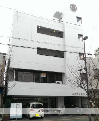 愛媛県松山市、大手町駅徒歩4分の築35年 4階建の賃貸マンション