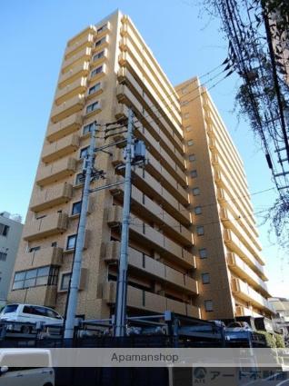 愛媛県松山市、松山市駅前駅徒歩8分の築15年 14階建の賃貸マンション