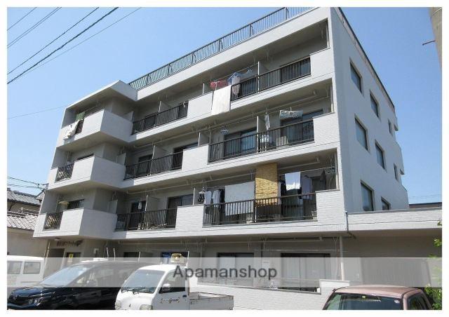 愛媛県松山市、萱町6丁目駅徒歩6分の築31年 4階建の賃貸マンション
