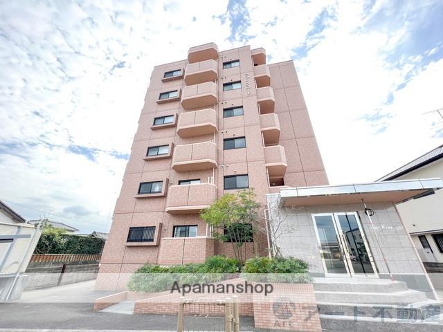 愛媛県伊予郡松前町、古泉駅徒歩21分の築8年 6階建の賃貸マンション