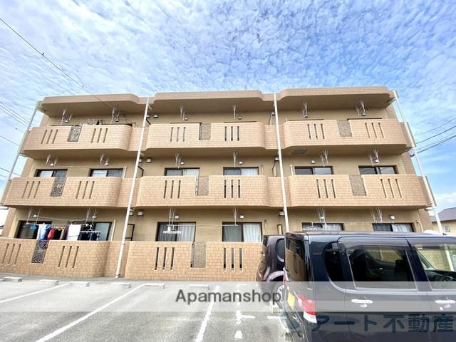 愛媛県松山市、余戸駅徒歩14分の築10年 3階建の賃貸マンション