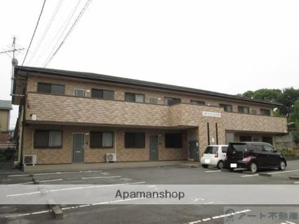 愛媛県松山市の築14年 2階建の賃貸アパート
