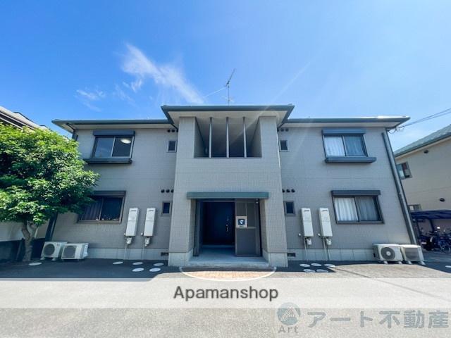 愛媛県松山市、余戸駅徒歩16分の築15年 2階建の賃貸アパート