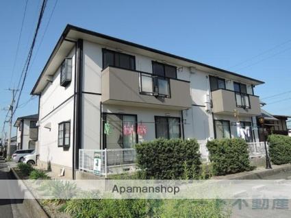 愛媛県伊予郡松前町、古泉駅徒歩19分の築25年 2階建の賃貸アパート
