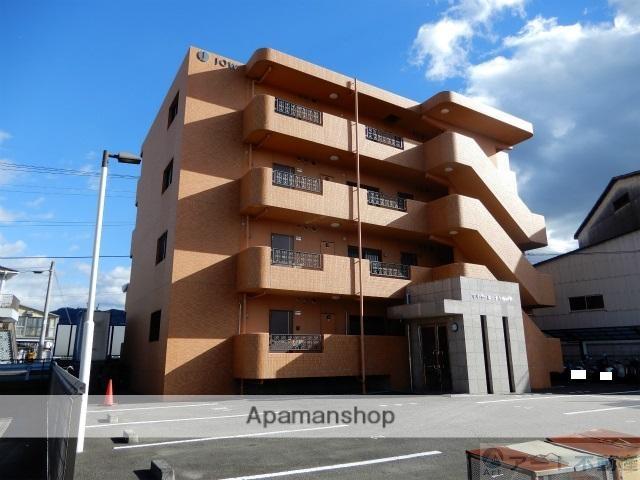 愛媛県伊予市、伊予市駅徒歩11分の築10年 4階建の賃貸マンション