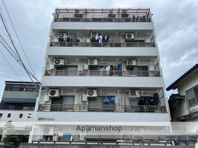 愛媛県松山市、古町駅徒歩4分の築22年 5階建の賃貸マンション
