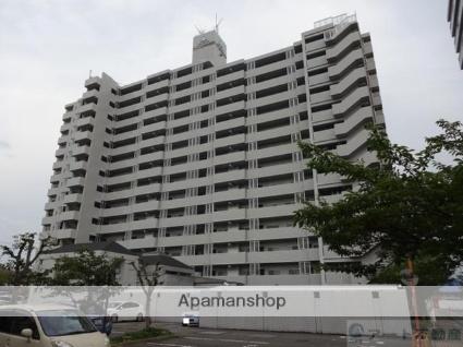 愛媛県松山市、三津浜駅徒歩16分の築25年 14階建の賃貸マンション