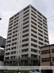 愛媛県松山市、西堀端駅徒歩7分の築12年 14階建の賃貸マンション