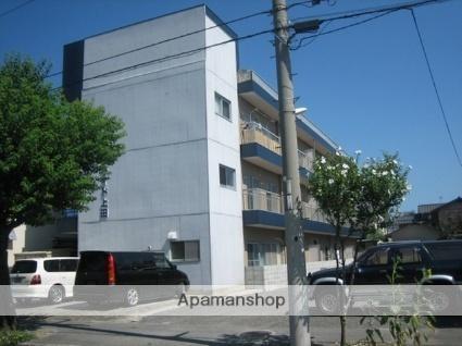 愛媛県松山市、三津駅徒歩18分の築36年 3階建の賃貸マンション