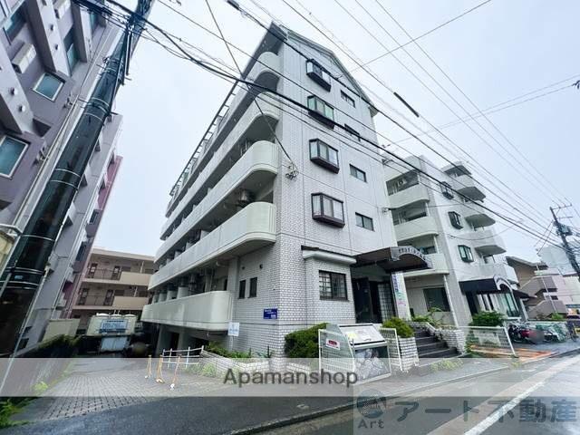 愛媛県松山市、鉄砲町駅徒歩10分の築90年 5階建の賃貸マンション