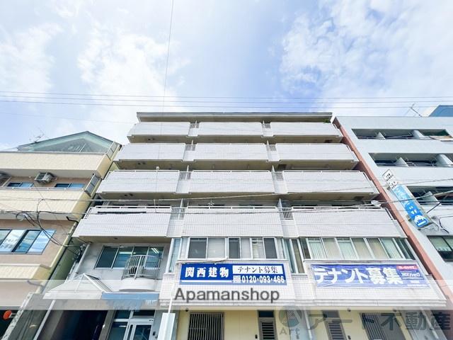 愛媛県松山市、大手町駅徒歩6分の築27年 6階建の賃貸マンション