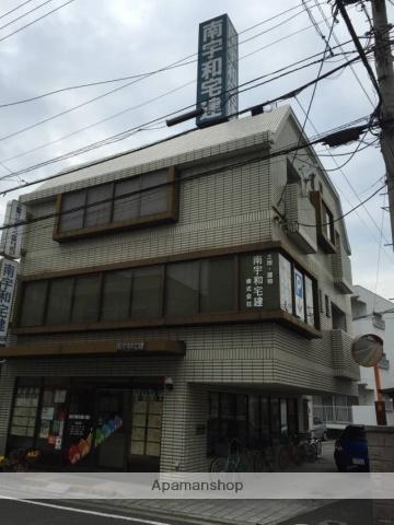 愛媛県松山市、松山駅徒歩7分の築30年 3階建の賃貸マンション