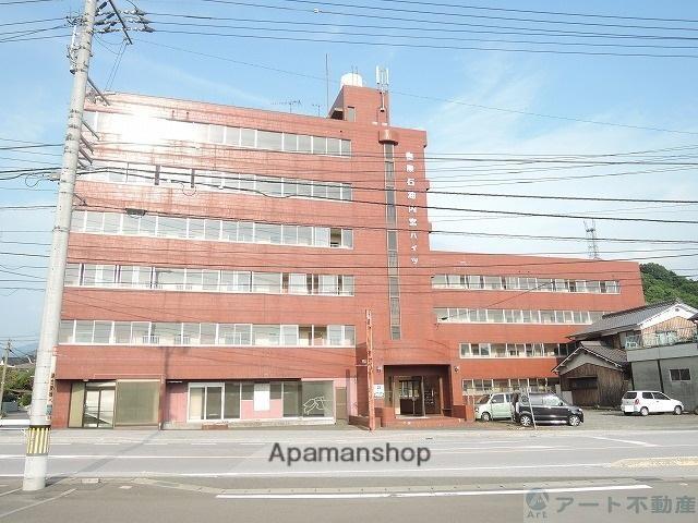 愛媛県松山市、堀江駅徒歩20分の築36年 6階建の賃貸マンション