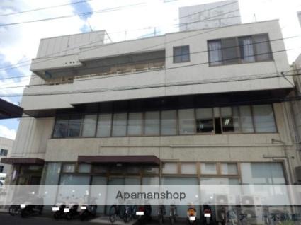 愛媛県松山市、古町駅徒歩4分の築36年 4階建の賃貸アパート