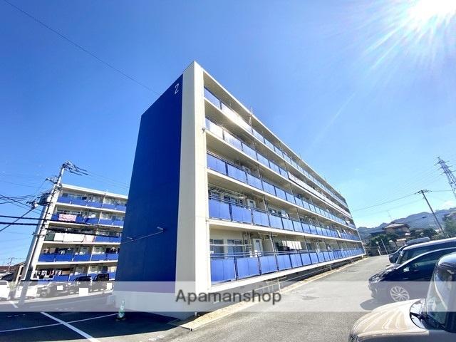 愛媛県松山市、堀江駅徒歩8分の築43年 5階建の賃貸マンション
