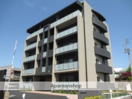 愛媛県松山市、勝山町駅徒歩9分の新築 5階建の賃貸マンション