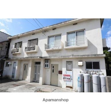 愛媛県伊予郡松前町、松前駅徒歩6分の築30年 2階建の賃貸アパート