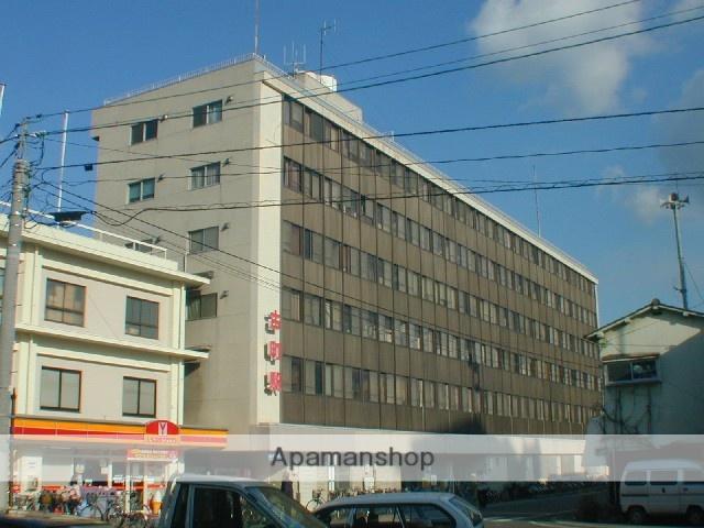 愛媛県松山市、古町駅徒歩1分の築40年 6階建の賃貸マンション