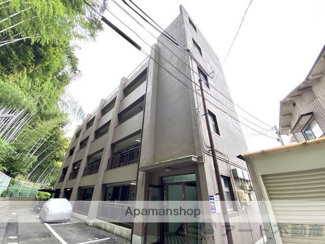 愛媛県松山市、高砂町駅徒歩11分の築45年 4階建の賃貸マンション