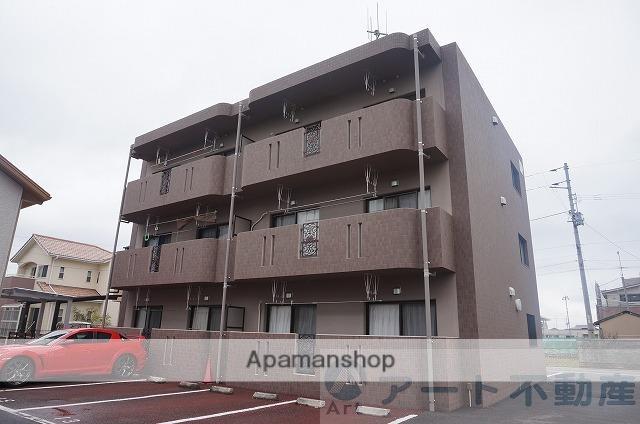 愛媛県松山市、伊予和気駅徒歩8分の築9年 3階建の賃貸マンション