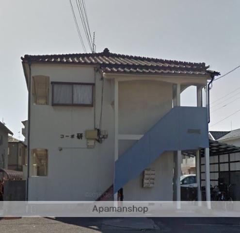愛媛県松山市、松山駅徒歩30分の築28年 2階建の賃貸アパート