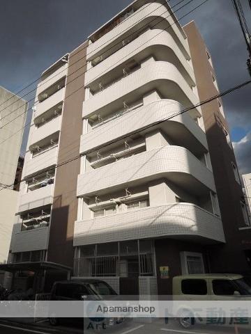 愛媛県松山市、松山市駅前駅徒歩5分の築6年 7階建の賃貸マンション