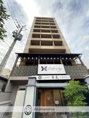 愛媛県松山市、大街道駅徒歩9分の築12年 10階建の賃貸マンション