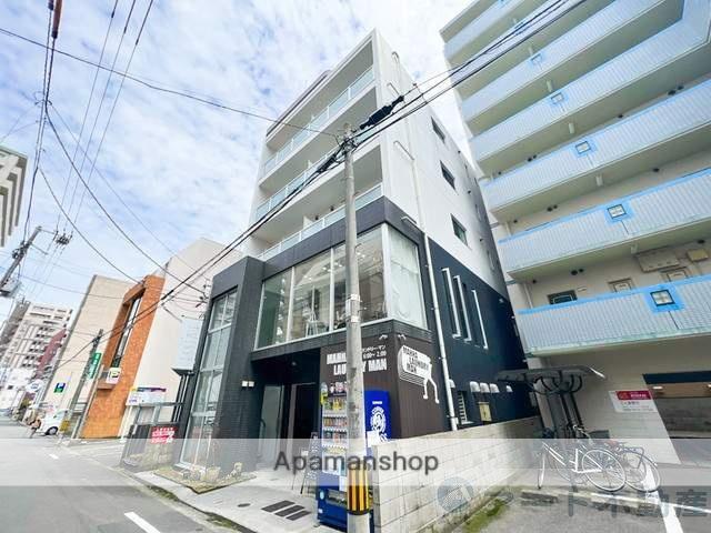 愛媛県松山市、大街道駅徒歩5分の築3年 5階建の賃貸マンション