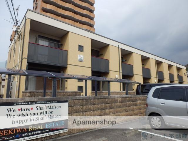 愛媛県松山市、木屋町駅徒歩16分の築14年 2階建の賃貸テラスハウス